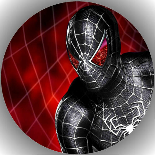Oblate Spiderman P4 Tortenaufleger Geburtstag Party Tortenbild Fondant