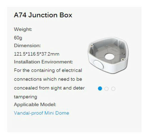 Milesight Junction Box MS-A74