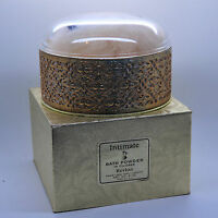 Vintage Revlon Intimate 8oz Bath Powder In Filigree, Unused