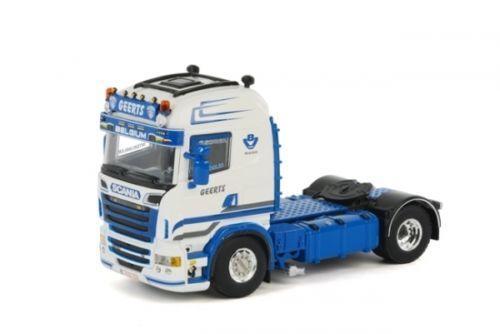 WSI scania R (6) Geerts transporte 4x2 tractor camión camión 1 50