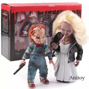 Chucky Und Seine Braut Action Figur Tiffany Film Horror Figuren