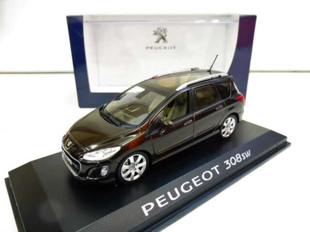 Peugeot 308 Sw Moreno 1/43 Norev Producto Nuevo