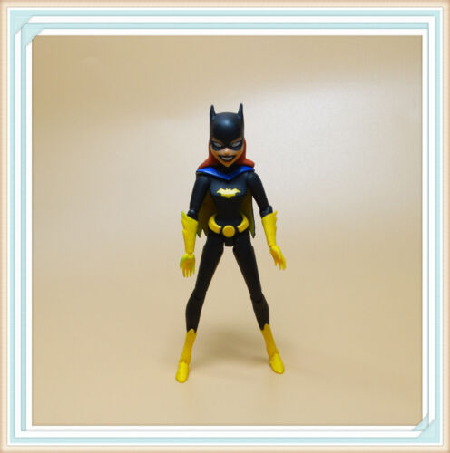 """DC Collectibles Batman Animated Series batgirl action Figure old lost color 5/"""""""
