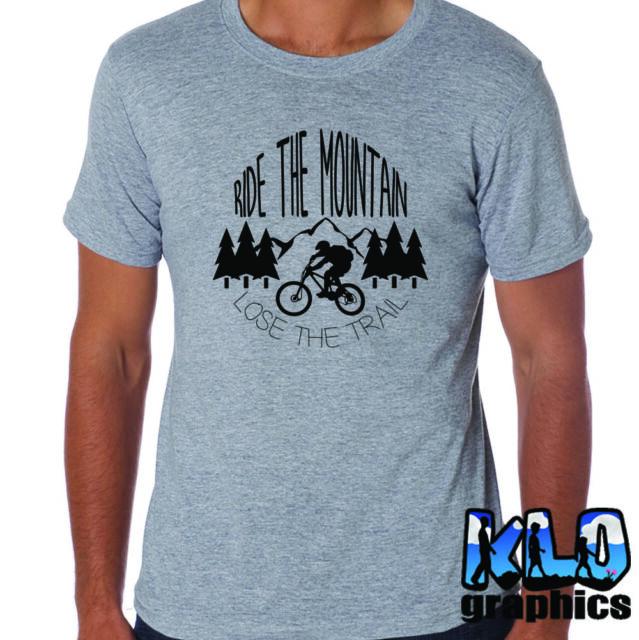 Men/'s Tshirt Grey Sport Banshee Mountain Bike Downhill Size S to 3XL
