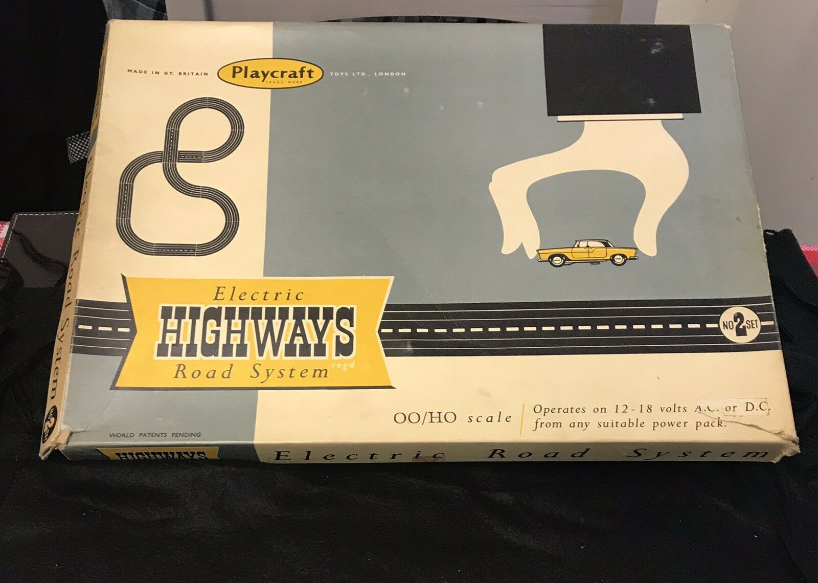 Playcraft Electric Highways Road System No 2