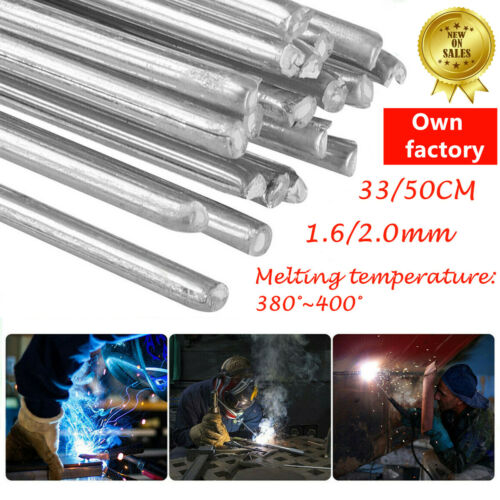 Solution Welding Flux-Cored Rods 10//20pcs Free shipping 330 500mm Wire Brazing