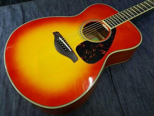 Akustische Gitarre Yamaha bezaubernd JAPAN Seltene nützliche EMS F S