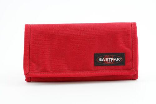 Portafoglio da donna rosso rosa marrone mimetico Eastpak Runner portamonete moda