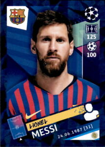 Topps-Champions-League-18-19-Sticker-5-Lionel-Messi