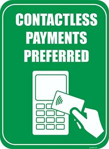 Contactless-Payments-Preferred-sign-8-5-034-X-11-034