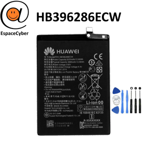Batterie-Huawei-P-Smart-2019-Honor-10-Lite-HB396286ECW-3400-mAh