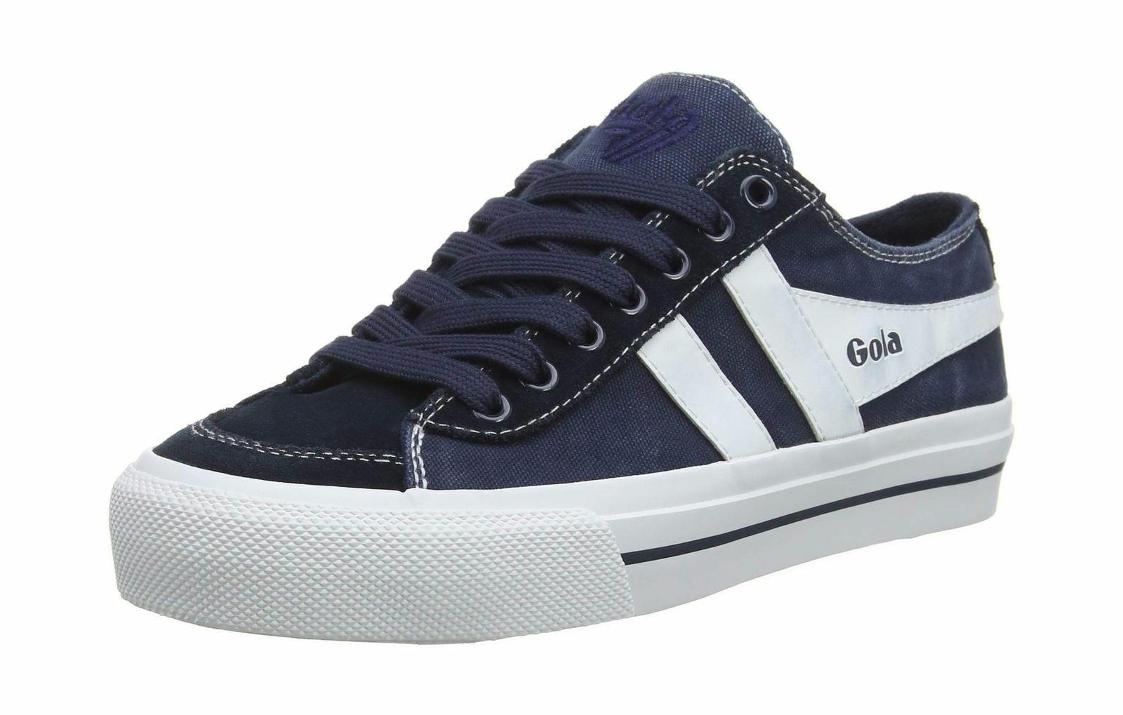 Gola Women's Quota 11 Trainers bluee (Navy White Ew) 7 UK