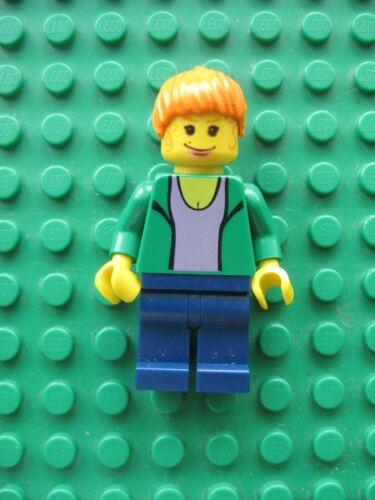 LEGO Spider-Man MARY JANE Minifigure 4851 Origins
