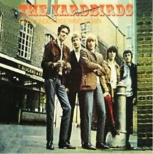 The Yardbirds-Roger the Engineer/over Under Sideways Down  CD NEW