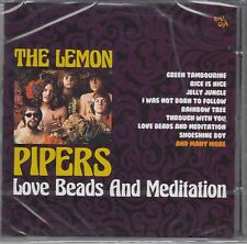 The Lemon Pipers - Love Beads and Meditation, CD Neu