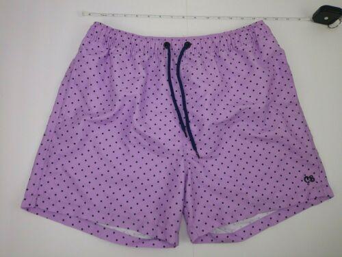 Cabana Bro Men Medium Swim Trunks Suit Shorts Pink