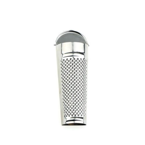 Edelstahl-vielseitige Hand Muskat-Zitruszester-Ingwer-Reibe 4H