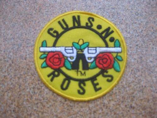 guns n roses musique Ecusson Broder Patch 7x7 cm