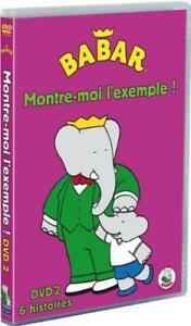 DVD-Babar-Montre-moi-l-039-exemple-Vol-2