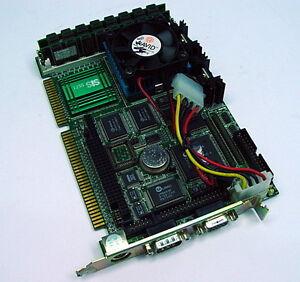 advantech pca 6153 circuit board single computer sbc rev. Black Bedroom Furniture Sets. Home Design Ideas