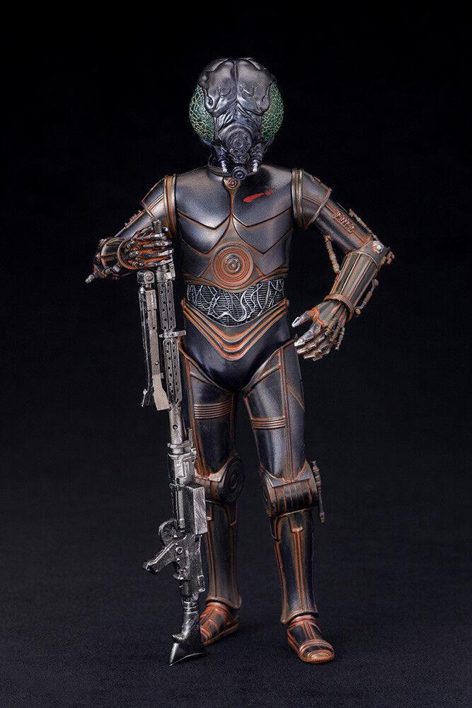 Star Wars Bounty Hunter 4-lom Artfx+ PVC Statue KOTOBUKIYA