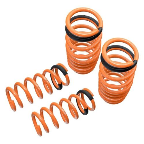 """For Infiniti Q50 14-18 1.38/"""" x 1.46/"""" Front /& Rear Lowering Coil Springs"""