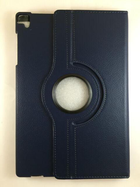 "Cover Case+Protector Tablet bq aquaris E10 E 10,1 "" Swivel Blue Dark"