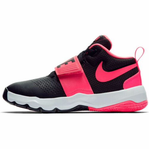 Kids Shoes Sneakers PS New Nike Girls/' TEAM HUSTLE D 8 881941 002