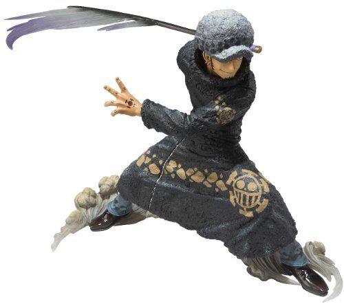Bandai Tamashii Nations Figuarts ZERO Law Battle Version Trafalgar Toy Figure