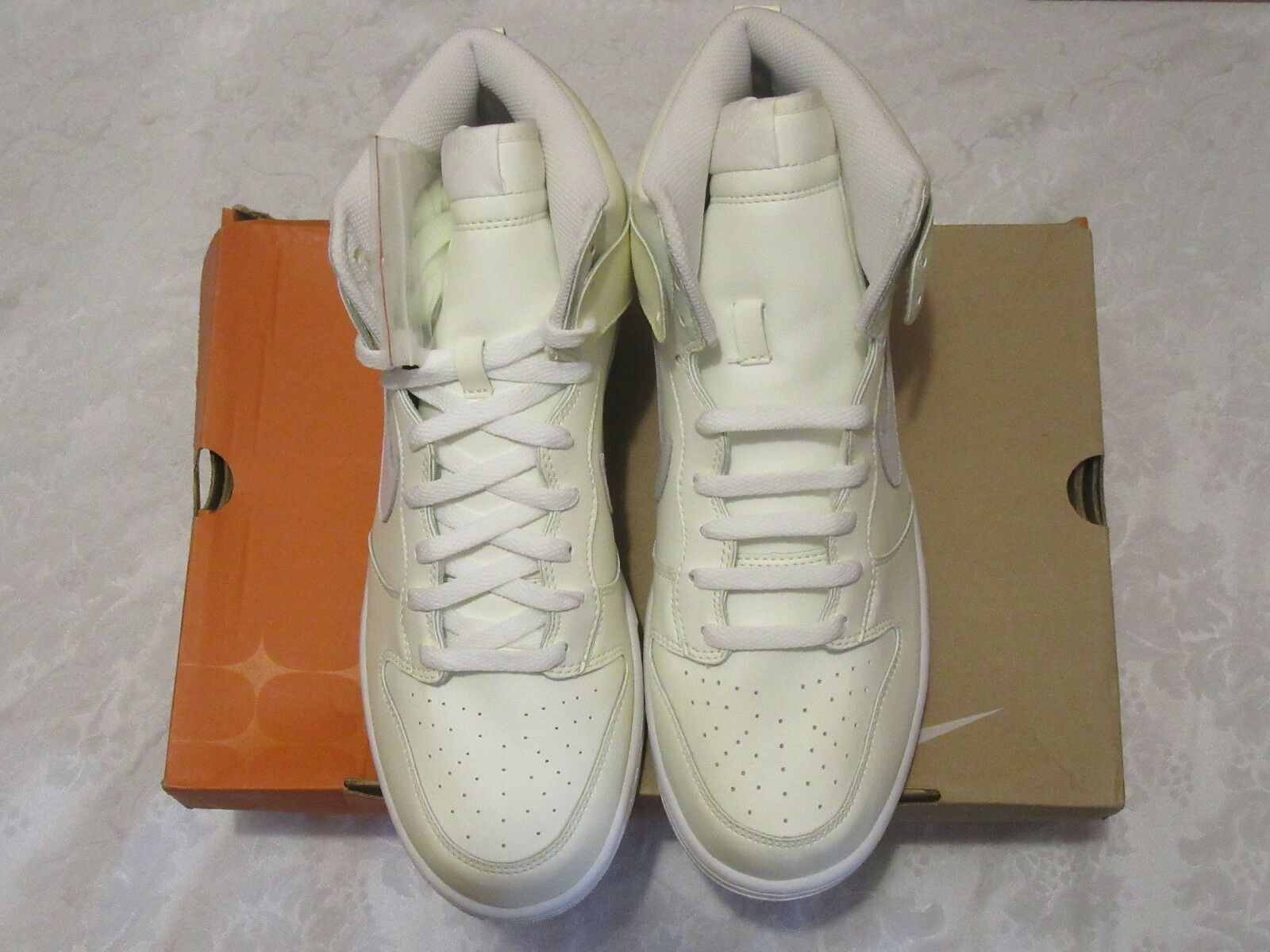 size 40 a882e e06f4 Nike Dunk High Premium Glow Glow Glow in the Dark GID 312786 311 Size 11  Sneakers