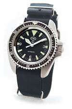 CABOT CWC ROYAL NAVY AUTOMATIC DIVERS WATCH, WITHOUT DATE [35620]