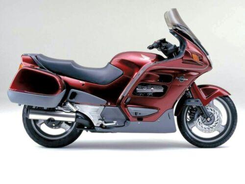 HONDA ST1100 SPORT TOURER LEFT ENGINE GUARD OEM# 64261-MT3-000ZA