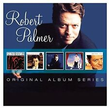 Original Album Series - Robert Palmer (2015, CD NIEUW)5 DISC SET