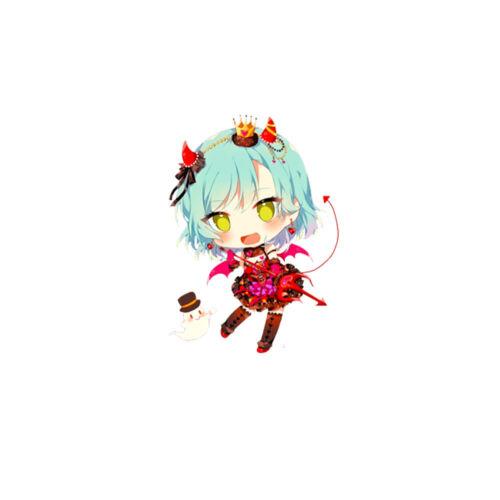 Anime BanG Dream!Pastel*Palettes Maruyama Aya Hikawa Hina Acrylic Keychain