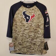 item 7 HOUSTON TEXANS 2017 NIKE DRI FIT SALUTE TO SERVICE WOMENS SHIRT LARGE  -HOUSTON TEXANS 2017 NIKE DRI FIT SALUTE TO SERVICE WOMENS SHIRT LARGE 76d577aa9