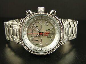 Joe-Rodeo-Jojo-Aqua-Master-Jjml32-Diamond-Watch-90-Ct