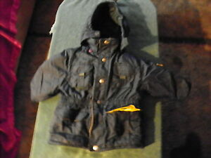 25ed47cb372a WINDY TRAIL OUTERWEAR WINTER JACKET BLUE GREEN YELLOW BOYS SIZE 4T ...