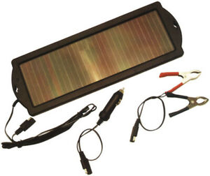 Solar Powered 12Volt Trickle Charger Tps946