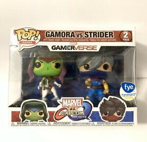 Gamora vs Strider Funko Pop 2 Pack FYE Exclusive Marvel Gamerverse