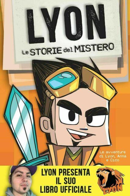 Le Storie del Mistero di Lyon Gamer (Copertina Rigida)