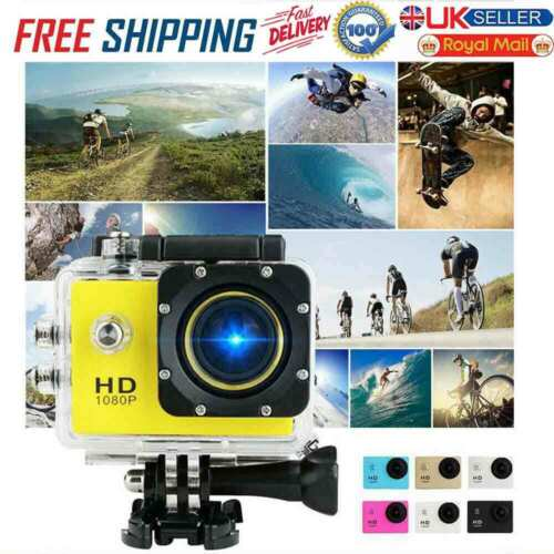 SJ4000 1080P Sports Action Camera DVR Full HD Waterproof Camcorder Cam As GoPro