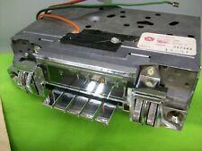 1984-1987 Grand National Radio Face Dash Bezel Black w// Silver Trim GM 25517622