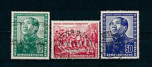 DDR-Deutsch-Chinesische-Freundschaft-1951-Mao-Michel-286-288-S12111