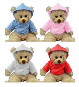 Teddy Bear Hoodie for Build a Bear (teddy mountain)