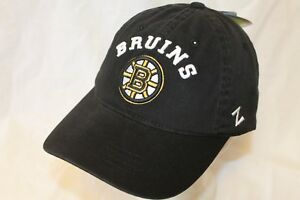 100% authentic 1f46f 292b3 Image is loading Boston-Bruins-Hat-Cap-034-The-Center-Ice-