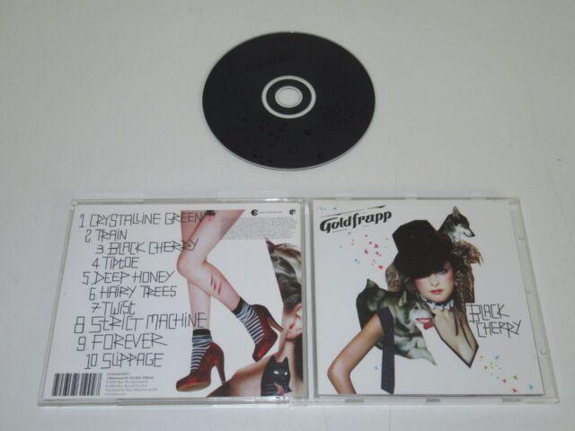 Goldfrapp/Black Cherry ( Mute Cdstumm 196. 0724358319927) CD Álbum