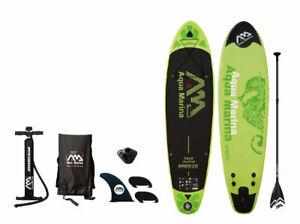 Aqua-Marina-Breeze-9-039-9-034-Stand-Up-Paddle-Board-Inflatable-SUP
