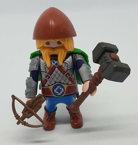 511024 Enano medieval playmobil dwarft