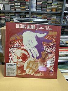 Electric Jalaba LP El Hal The Feeling Versiegelt 2021