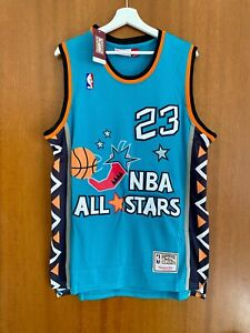 Michael Jordan Chicago Bulls Jersey All-Star Game 1996 Men Size L New With Tags